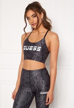 Guess Active Bra L Support Animal GBAMl Bubbleroom.no