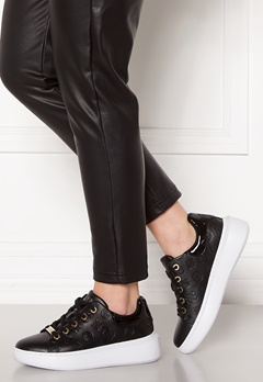 Guess Bradley Sneakers Black Bubbleroom.no