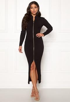 Guess Brigida Dress Noir de Jais Bubbleroom.no