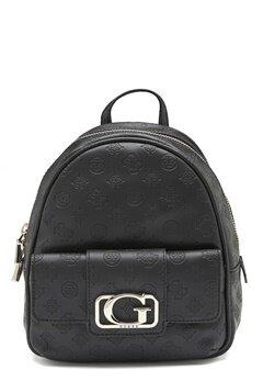 Guess Emilia Small Backpack Black Bubbleroom.no