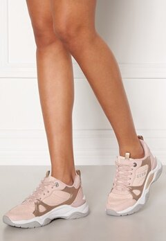 Guess Flaus Sneakers Pink Bubbleroom.no