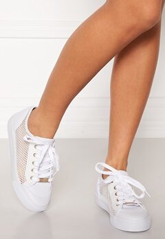Guess Gitney 4 Sneakers White Bubbleroom.no