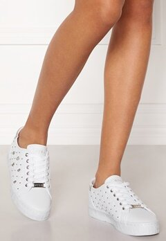 Guess Gladiss Sneakers White Bubbleroom.no