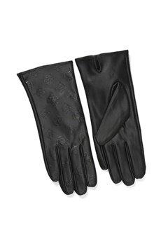 Guess Gloves Black Bubbleroom.no