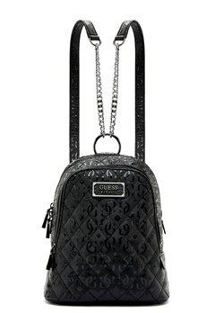 Guess Lola Backpack Black Bubbleroom.no