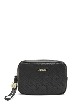 Guess Pant Belt With Pouch Black Bubbleroom.no
