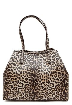 Guess Vikky Large Tote Leopard Bubbleroom.no