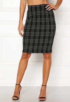Happy Holly Alexandra skirt Checked Bubbleroom.no