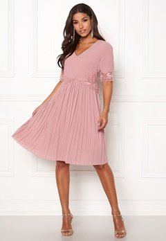 Happy Holly Alice occasion dress Dusty pink Bubbleroom.no