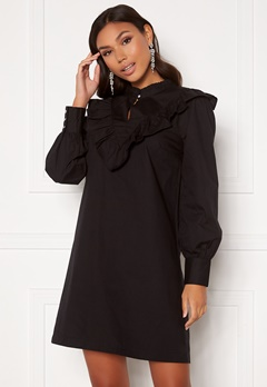 Happy Holly Alisa dress Black Bubbleroom.no