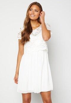 Happy Holly Blanche dress White Bubbleroom.no