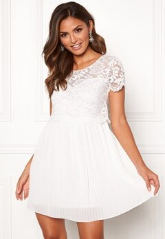Happy Holly Blanche occasion dress White Bubbleroom.no