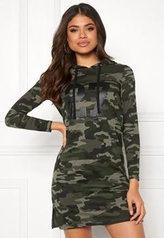 Happy Holly Camila tricot hood Camouflage Bubbleroom.no