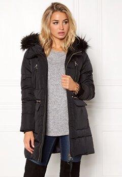 Happy Holly Cara jacket Black Bubbleroom.no