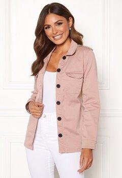 Happy Holly Cindy jacket Dusty pink Bubbleroom.no