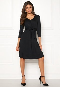 Happy Holly Colette dress Dark grey Bubbleroom.no