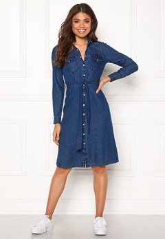 Happy Holly Doris denim dress  Bubbleroom.no