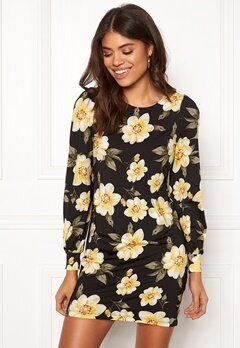 Happy Holly Ellie dress Patterned / Black Bubbleroom.no