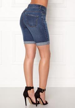 Happy Holly Elly jeans shorts Medium denim Bubbleroom.no