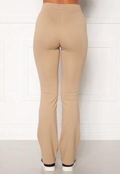 Happy Holly Elora trousers Beige Bubbleroom.no