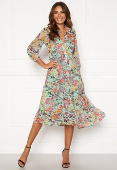 Happy Holly Elsie Occasion dress  Patterned Bubbleroom.no