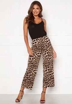 Happy Holly Embla pants Leopard Bubbleroom.no