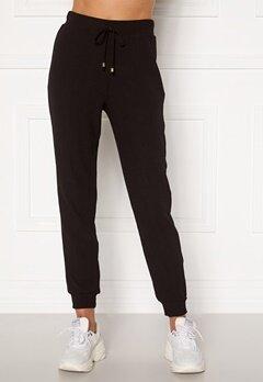 Happy Holly Emilia pants  Black Bubbleroom.no