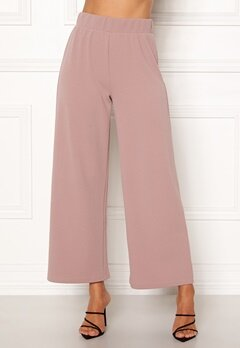 Happy Holly Estelle kimono pants Dusty pink Bubbleroom.no