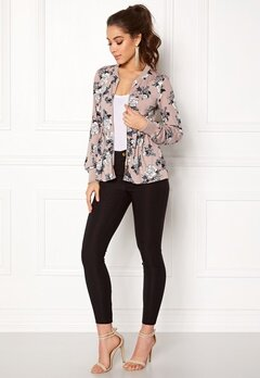 Happy Holly Fannie jacket Light pink / Patterned Bubbleroom.no