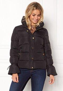Happy Holly Fanny jacket Black Bubbleroom.no
