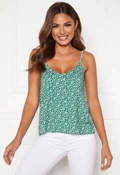 Happy Holly Farah singlet Green / Patterned Bubbleroom.no