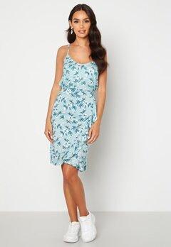 Happy Holly Farah skirt Light blue / Patterned Bubbleroom.no