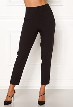 Happy Holly Florence trousers Black Bubbleroom.no