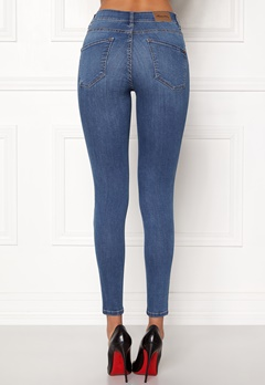 Happy Holly Francis jeans Medium blue Bubbleroom.no