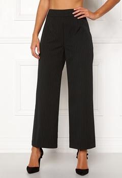 Happy Holly Gabriella wide pants Striped Bubbleroom.no
