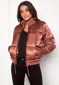Happy Holly Gia jacket Dark pink Bubbleroom.no