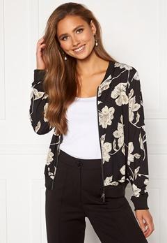 Happy Holly Hanna bomber jacket Floral Bubbleroom.no