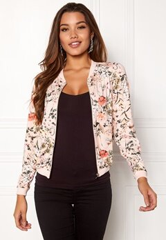 Happy Holly Hanna jacket Pink / Patterned Bubbleroom.no