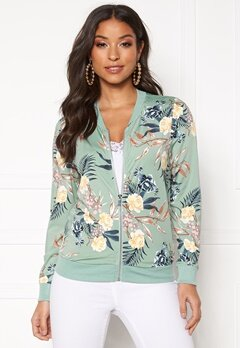 Happy Holly Hanna jacket Mint green / Patterned Bubbleroom.no