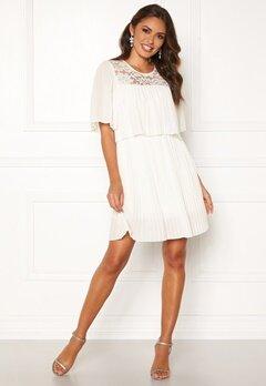 Happy Holly Jannica short dress White Bubbleroom.no