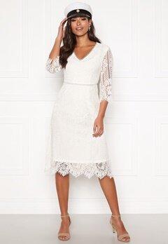 Happy Holly Jenna lace dress White Bubbleroom.no