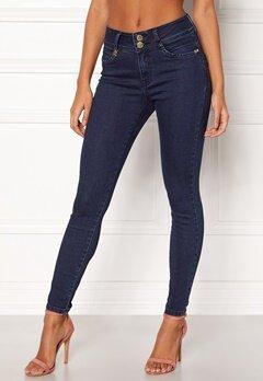 Happy Holly Karen jeans Dark denim Bubbleroom.no