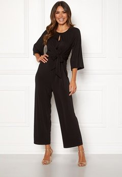 Happy Holly Kim jumpsuit Black Bubbleroom.no