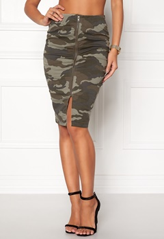Happy Holly Laila skirt Camouflage Bubbleroom.no