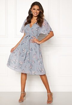 Happy Holly Linette midi dress Patterned Bubbleroom.no
