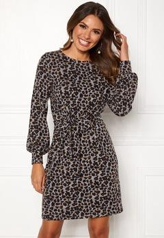 Happy Holly Liz dress Leopard Bubbleroom.no