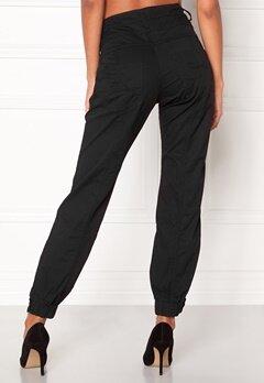 Happy Holly Lottie baggy pants Black Bubbleroom.no