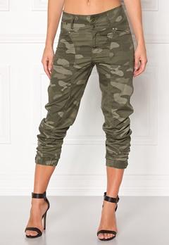 Happy Holly Lottie baggy pants Camouflage Bubbleroom.no