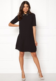 Happy Holly Madison dress Black Bubbleroom.no