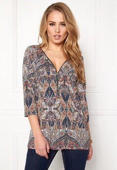 Happy Holly Marion top Patterned Bubbleroom.no